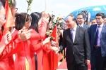 Thủ tướng gặp gỡ thân nhân cựu cố vấn Trung Quốc từng giúp đỡ Việt Nam