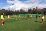 Tuyển Việt Nam bị đội bóng Đại học Jeonju cầm hòa