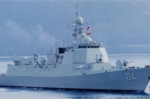 Nga - Trung Quốc lần đầu tập trận ở biển Baltic