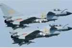 Video quân đội Trung Quốc chạm trán chiến cơ Nhật Bản trên biển Hoa Đông