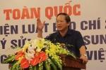 Bộ trưởng Trương Minh Tuấn: Hạn chế thông tin 'bỏng mắt, đắng lòng'