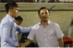 CLB Long An hành xử phi thể thao, quyền chủ tịch CLB TP.HCM Lê Công Vinh xin lỗi khán giả