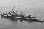 Chiến hạm Mỹ suýt bắn chìm tàu chở Tổng thống