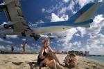 Trải nghiệm 'đứng tim' ở sân bay thách thức mọi phi công thế giới