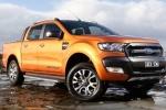 Ford Ranger đánh bại tất cả đối thủ trong phân khúc xe bán tải