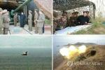 Báo Hàn: Triều Tiên tập trận bắn đạn thật lớn chưa từng có