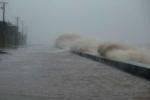 Hình ảnh mưa ngập khủng khiếp trong bão số 3 Thần Sét