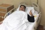 Lục Tiểu Linh Đồng nhập viện vì viêm ruột thừa