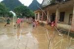 Quảng Bình miễn, giảm 5 năm học phí cho học sinh vùng lũ
