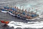 Những kẻ đội lốt 'ngư dân' Trung Quốc trên Biển Đông là ai?