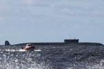 Bốn tàu ngầm làm nhiệm vụ tối mật của hải quân Nga