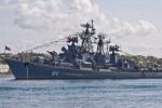 Tàu chiến Nga bắn cảnh cáo tàu Thổ Nhĩ Kỳ ở Biển Aegean