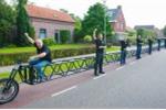 Choáng với kỷ lục thế giới mới, xe đạp dài hơn 35m