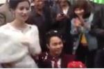Xôn xao đám cưới cổ tích của 'nàng Bạch Tuyết và chú lùn' ở Nghệ An