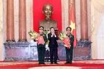 Quân đội nhân dân Việt Nam có thêm 2 Đại tướng