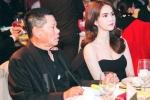Ngọc Trinh cùng bạn trai tỷ phú dự tiệc ở Thượng Hải