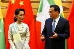 Trung Quốc ủng hộ tiến trình hòa giải dân tộc Myanmar