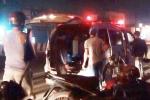 Cảnh sát truy tìm ôtô cán chết người rồi bỏ trốn