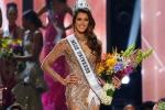 Trực tiếp Chung kết Hoa hậu Hoàn vũ 2016: Hoa hậu Pháp giành vương miện