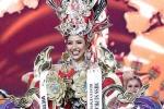 Bị chê tơi tả, Việt Nam vẫn thắng giải Trang phục dân tộc ở Hoa hậu Siêu quốc gia