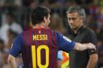 Mourinho gọi Messi là 'mục tiêu viển vông'