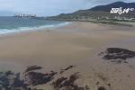 Kỳ lạ bãi biển tái xuất sau 33 năm biến mất