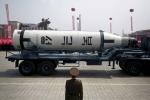 Tên lửa đạn đạo tàu ngầm lần đầu xuất hiện trong duyệt binh Triều Tiên mạnh cỡ nào?