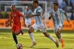 Messi vắng mặt, Argentina vẫn dư sức trả hận Chile
