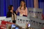 Vợ siêu mẫu của Donald Trump tiết lộ kế hoạch nếu trở thành Đệ nhất phu nhân Mỹ