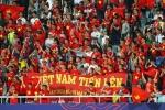 FIFA ngưỡng mộ sự nhiệt thành của cổ động viên Việt Nam tại World Cup U20
