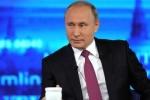 Ông Putin ca ngợi mạng lưới điệp viên 'độc nhất' của Nga