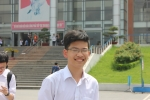Thi vào lớp 10 môn Anh ở Hà Nội: Đề dài, phù hợp với học sinh
