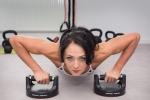 Biến mất 2 năm, nàng béo 100kg lột xác thành siêu lực sĩ