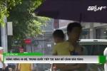 Nắng nóng khủng khiếp, Trung Quốc ban bố cảnh báo vàng