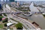 TP.HCM thông xe 2 nhánh cầu Nguyễn Văn Cừ trước 5 tháng