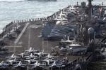 USS Carl Vinson vào vị trí có thể vươn tầm bắn tới Triều Tiên
