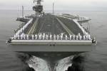 Mỹ điều tàu sân bay thứ 2 đến bán đảo Triều Tiên