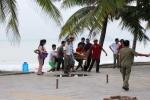 Thi thể một nam sinh trôi dạt trên biển Đà Nẵng