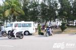 Nam thanh niên quỳ gối chết trên bãi biển Đà Nẵng