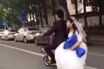 Rước dâu bằng xe đạp và cái kết đắng