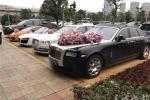 Dàn siêu xe 700 tỷ diễu khắp phố trong đám cưới khiến nhiều người 'lác mắt'