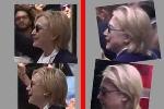 Rộ nghi vấn bà Clinton đang dùng người đóng thế vì lý do sức khỏe