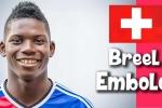Breel Embolo: Didier Drogba mới của Man Utd?