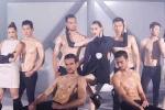 Hồ Ngọc Hà khoe thần thái siêu mẫu giữa dàn mẫu nam bán nude