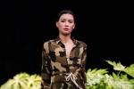 Ấn tượng với bộ sưu tập mang màu áo lính của nhà thiết kế Cao Minh Tiến