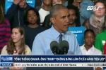 TT Obama: Ông Trump thậm chí không đáng làm ở cửa hàng tiện lợi