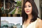 Hai căn nhà triệu USD, lộng lẫy như cung điện của Hoa hậu Hà Kiều Anh