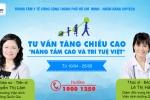 Khởi động Chương trình khám, tư vấn tăng chiều cao cho trẻ tại TP.HCM