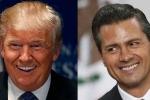 Trump đột ngột đồng ý gặp riêng Tổng thống Mexico