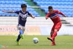 Kết quả U22 Việt Nam vs Mokpo: U22 Việt Nam vùi dập đối thủ